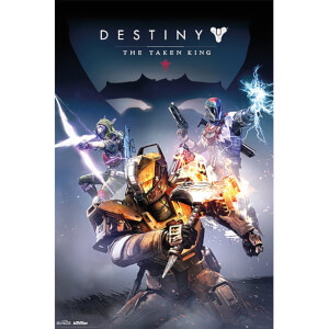 Destiny Taken King - 61 x 91.5cm Maxi Poster