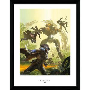 Destiny Vex - 16 x 12 Inches Framed Photograph