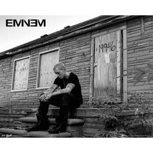 Eminem LP 2 - 40 x 50cm Mini Poster