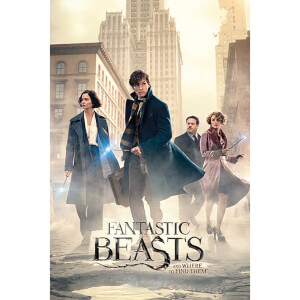 Fantastic Beasts and Where to Find Them Street - 61 x 91.5cm Maxi Poster