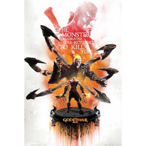 God of War Key Art 2 - 61 x 91.5cm Maxi Poster