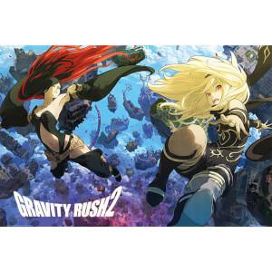 Gravity Rush 2 Key Art - 61 x 91.5cm Maxi Poster