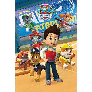 Paw Patrol Characters - 61 x 91.5cm Maxi Poster
