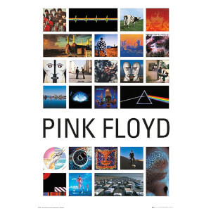 Pink Floyd Collage - 61 x 91.5cm Maxi Poster
