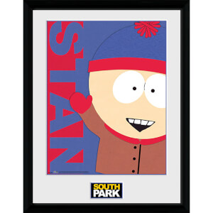 South Park Stan - 16 x 12 Inches Framed Photograph