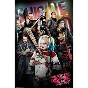 Suicide Squad In Squad We Trust - 61 x 91.5cm Maxi Poster
