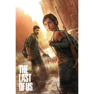 The Last of Us Key Art - 61 x 91.5cm Maxi Poster