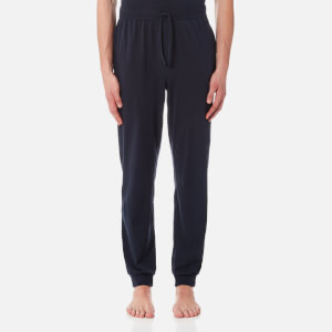 BOSS Hugo Boss Men's Small Logo Sweatpants - Navy