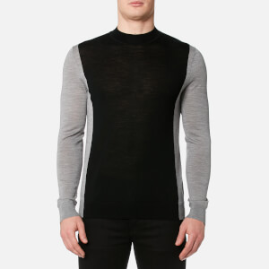 HUGO Men's Seito Knitted Jumper - Black