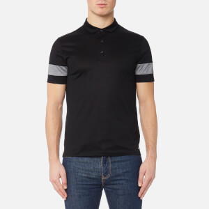 HUGO Men's Drooks Polo Shirt - Black