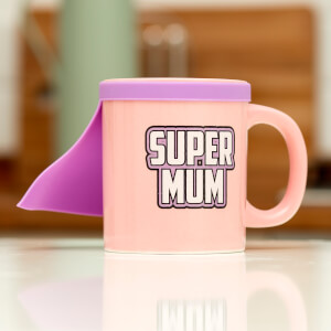 Super Mum Mug from I Want One Of Those
