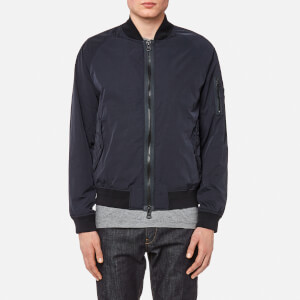 BOSS Orange Men's Onito-D Bomber Jacket - Navy