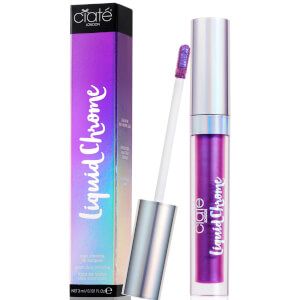Ciaté London Liquid Chrome Lipstick pomadka w płynie – Zodiac