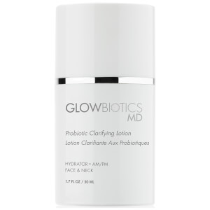 Glowbiotics MD LET ME CLARIFY Probiotic Rebalancing Oil Absorbing Lotion 1.7oz
