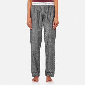 Tommy Hilfiger Women's Woven Pyjama Pants - Navy Blazer Chambray
