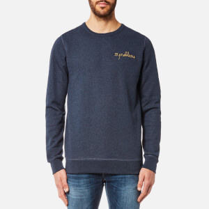 Maison Labiche Men's 99 Problems Sweatshirt - Bleu Nuit Chine