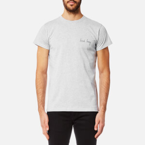 Maison Labiche Men's Bad Boy Heavy T-Shirt - Gris Chine