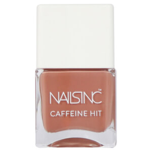 nails inc. Chai Kiss Caffeine Hit Nail Varnish 14 ml