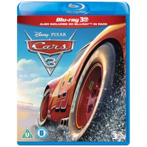 Cars 3 3D + 2D -