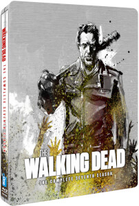 The Walking Dead - Season 7 (Zavvi UK Exclusive Limited Edition Steelbook)