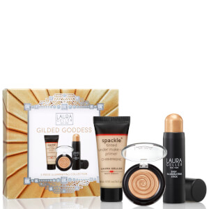 Laura Geller Gilded Goddess 3 Piece Illuminating Collection