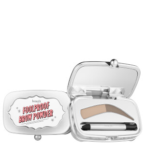 benefit FoolProof Brow Powder Duo - 01 Light 2g