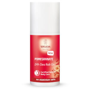 Weleda Pomegranate Roll On Deodorant 50ml