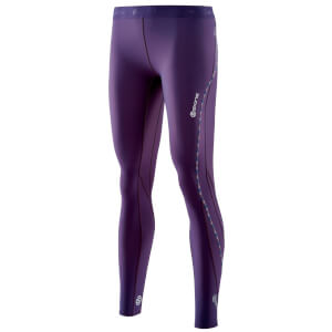 Skins Women's DNAmic Thermal Long Tights - Purple