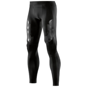 Skins A400 Men's Starlight Compression Long Tights - Starlight Oblique