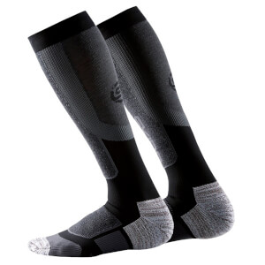 Skins Men's Essential Active Thermal Compression Socks - Black