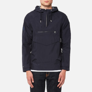 Pretty Green Men's Providence Overhead Jacket - Navy