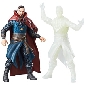 Hasbro Marvel Legends Series Astral Doctor Strange and Doctor Strange 2 Pack Action Figures