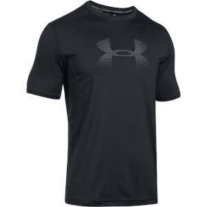 Under Armour Men's Raid Graphic T-Shirt - Black