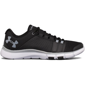 Under Armour Men's Strive 7 Training Shoes - Black