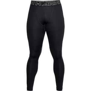 Under Armour Men's ColdGear Reactor Leggings - Black