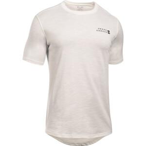 Under Armour Men's Sportstyle Core T-Shirt - White