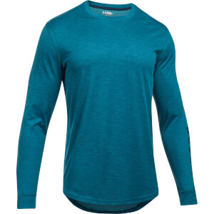 Under Armour Men's Sportstyle Graphic Long Sleeve Top - Green