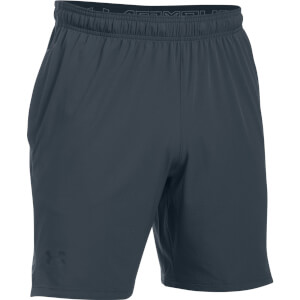 Under Armour Men's Cage Shorts - Blue/Grey