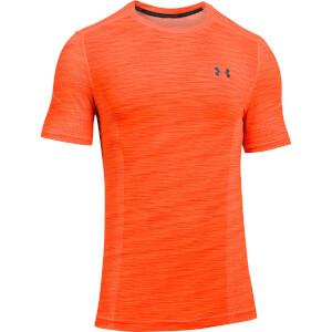 Under Armour Men's Threadborne Seamless T-Shirt - Orange