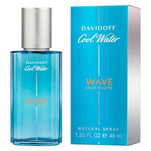 Davidoff Cool Water Man Wave Eau de Toilette 40ml: Image 2