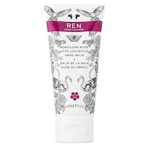 REN Moroccan Rose Hand Balm 50ml