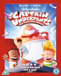 Captain Underpants (Includes Digital Download)