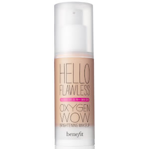 benefit Hello Flawless! Oxygen Wow Liquid Foundation (Various Shades)