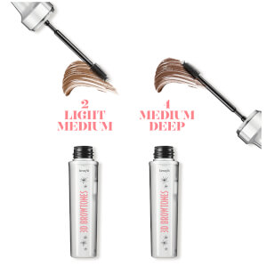 benefit 3D BROWtones (Various Shades)