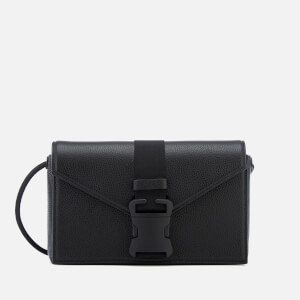 Christopher Kane Women's Grained Leather Devine OG Bag - Pitch Black