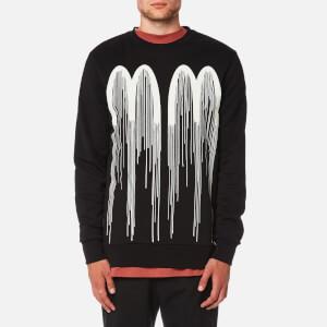 Matthew Miller Men's Disorder M M Sweatshirt - Black