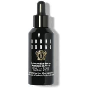 Base com Sérum Intensivo para a Pele da Bobbi Brown FPS40 30 ml (Vários tons)
