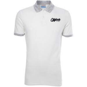 Jack & Jones Originals Men's Authentic Polo Shirt - Cloud Dancer