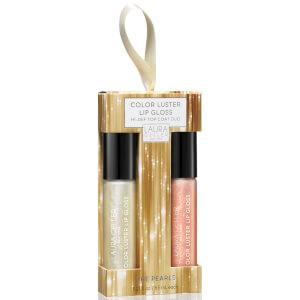 Laura Geller New York Color Luster Lip Gloss Hi-Def Top Coat - The Pearls