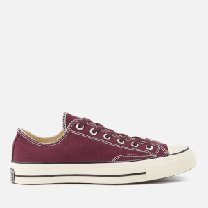 Converse Men's Chuck Taylor All Star '70 Ox Trainers - Dark Sangria/Dark Sangria